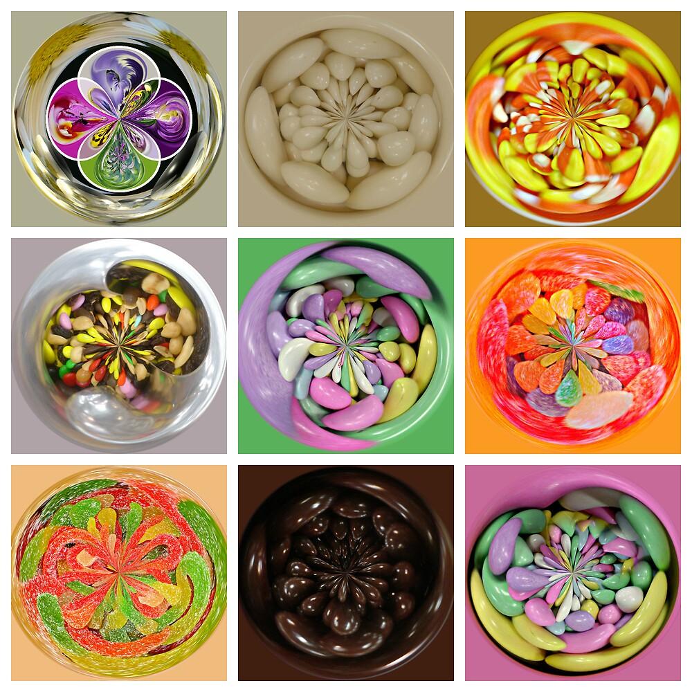 """""""Circular Sweets"""" by Gail Jones"""