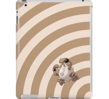 Pokemon - Primeape Circles iPad Case iPad Case/Skin