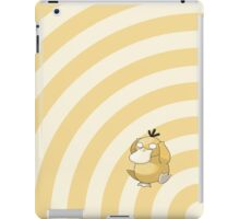 Pokemon - Psyduck Circles iPad Case iPad Case/Skin