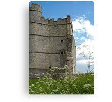 Donnington Castle Berkshire England Canvas Print