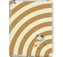 Pokemon - Meowth Circles iPad Case iPad Case/Skin