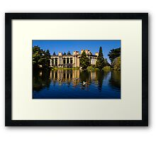 Exploratorium and Palace of Fine Arts Framed Print