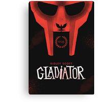 Gladiator Canvas Print