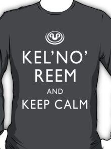 Kel'No'Reem and Keep Calm T-Shirt