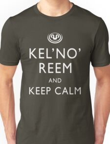 Kel'No'Reem and Keep Calm Unisex T-Shirt