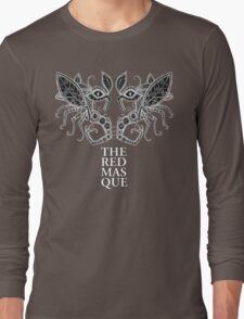 The Red Masque Psychedelic Insect Tee Long Sleeve T-Shirt