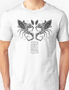 The Red Masque Psychedelic Insect Tee T-Shirt