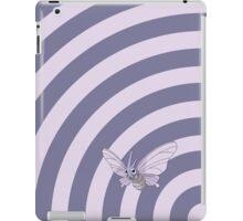 Pokemon - Venomoth Circles iPad Case iPad Case/Skin