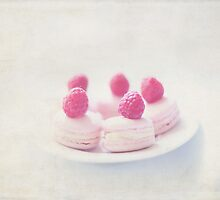 Cakes and Raspberries by Feli Caravaca