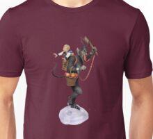 krampus kidnaping kids Unisex T-Shirt