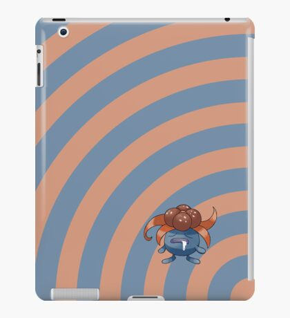 Pokemon - Gloom Circles iPad Case iPad Case/Skin