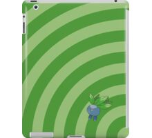 Pokemon - Oddish Circles iPad Case iPad Case/Skin