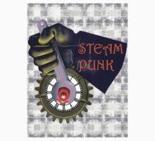 Steampunk Hand Kids Tee