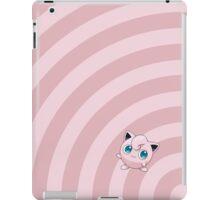 Pokemon - Jigglypuff Circles iPad Case iPad Case/Skin