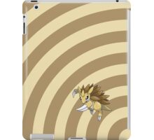 Pokemon - Sandslash Circles iPad Case iPad Case/Skin