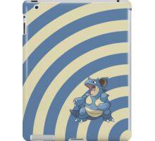 Pokemon - Nidoqueen Circles iPad Case iPad Case/Skin