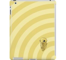 Pokemon - Kakuna Circles iPad Case iPad Case/Skin