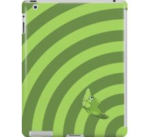 Pokemon - Metapod Circles iPad Case iPad Case/Skin