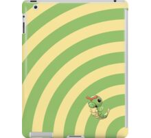 Pokemon - Caterpie Circles iPad Case iPad Case/Skin