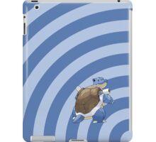 Pokemon - Blastoise Circles iPad Case iPad Case/Skin
