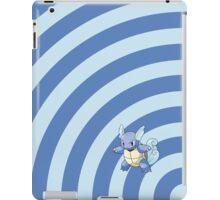 Pokemon - Wartortle Circles iPad Case iPad Case/Skin