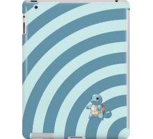 Pokemon - Squirtle Circles iPad Case iPad Case/Skin