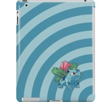 Pokemon - Ivysaur Circles iPad Case iPad Case/Skin