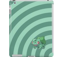 Pokemon - Bulbasaur Circles iPad Case iPad Case/Skin