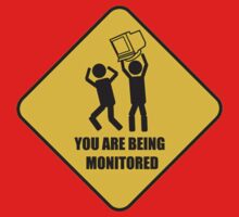 You are being monitored by best-designs