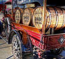Fun old trucks by LarryB007