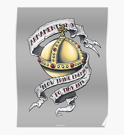 The Holy Hand Grenade Poster