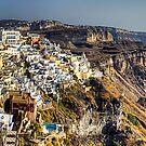 Thíra, Santorini by Tom Gomez