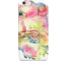 trying watercolor iPhone Case/Skin
