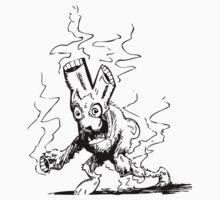 Exhaust Bunny by Ealan Osborne!