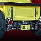 Model T Roadster Pick-Up II by DaveKoontz