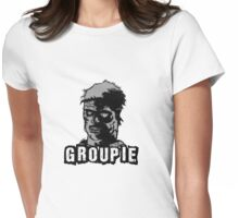 zombie groupie  Womens Fitted T-Shirt