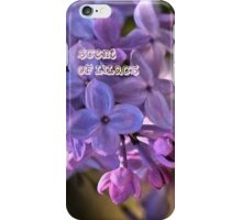 Lilac in bloom  iPhone Case/Skin