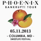 Phoenix: Bankrupt! Tour (05.11.2013 - Columbia, MD) #2 by Teji