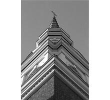 FBC Cary Steeple Photographic Print