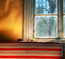 1.5.2013: Window, Matress and Light by Petri Volanen