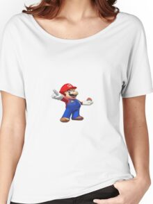 Mario The Master Women's Relaxed Fit T-Shirt
