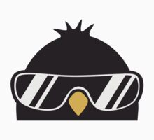 Cool Penguin Bird by Style-O-Mat