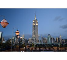 Empire State Building, NYC Photographic Print