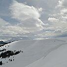 Loveland Pass, Colorado by Nina Brandin