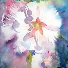 Hollyhock by Ruth S Harris