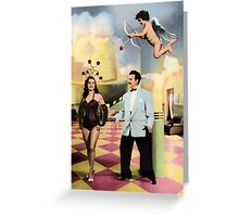 A Courtesan for The Professor Greeting Card