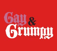 Gay and Grumpy by Bear Pound