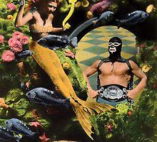 Anibal's Mermaid by Bill Blair
