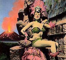 The Fire Goddess by Bill Blair