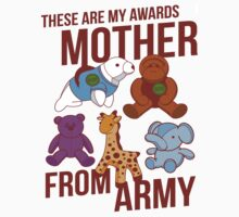 These Are My Awards, Mother by Look Human